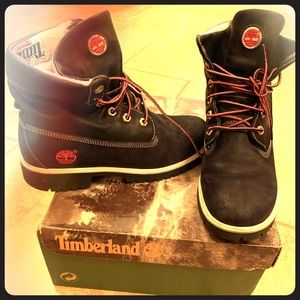 Timberland women's boots.